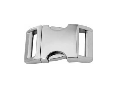 ALU-MAX® 4001A All Aluminum Side-Release Buckles